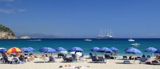 Rajskie wakacje w Grecji