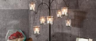 Ponadczasowe dekoracje do domu, czyli świece i świeczniki