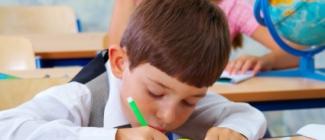 Wpływ zaburzenia procesu lateralizacji na rozwój dziecka w wieku szkolnym