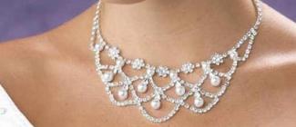 Dobór biżuterii ślubnej