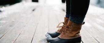 Wygodne buty damskie na zimę - które wybrać?
