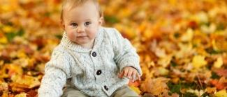 Jesienna apteczka mojego maluszka