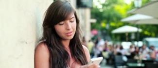 Rozszyfruj mężczyznę po jego SMS-ach