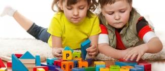 Wychowanie przedszkolne – rozwój i zabawa