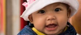 Oko w oko z niemowlęciem