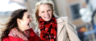 Definicja przyjaźni między kobietami
