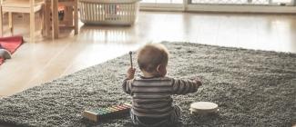 Nauka gry na instrumencie muzycznym dla dzieci