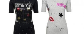 W wielkomiejskim stylu - koszulki dla kobiet