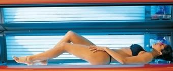 Opalanie w solarium - uważajmy, by nie przesadzić