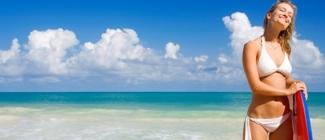 Lato, słońce, plaża... I kostium kąpielowy