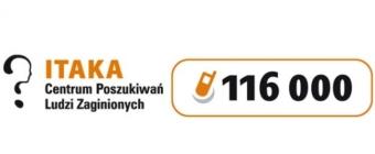 UWAGA!!! Zaginęła!!! Jak nam pomoże Centrum Poszukiwań Ludzi Zaginionych Fundacja Itaka