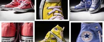 Converse: Zwyczajne Początki Niezwykłych Butów