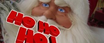 Ho ho ho, czyli Mikołaj przynosi nam prezenty