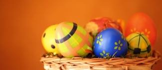 Emaus, Rękawka, Siuda Baba czyli Wielkanoc w Polsce