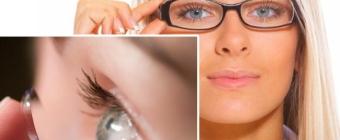Co wybrać? Okulary vs. soczewki