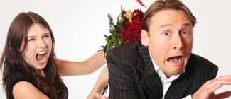 Awantura w związku. Dlaczego kobiety są na wygranej pozycji?