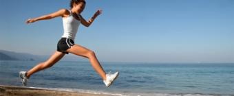 Odmieniona przez sport - swój własny sposób na życie