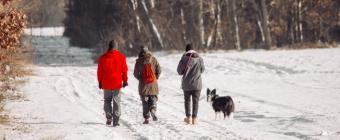 Aktywna zima z korzyścią dla naszego zdrowia, samopoczucia i figury